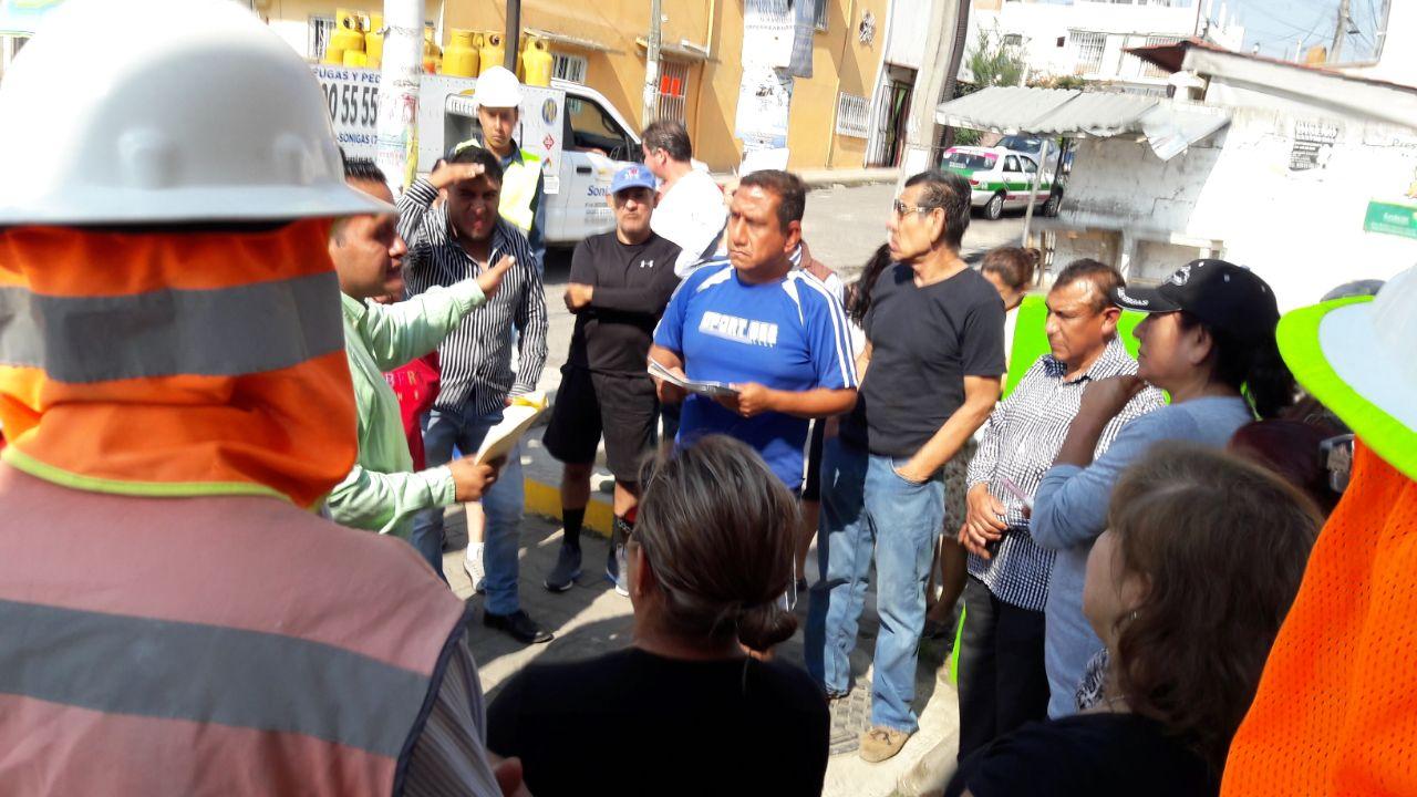 Habitantes de Emiliano Zapata protestan contra introducción de gasoducto