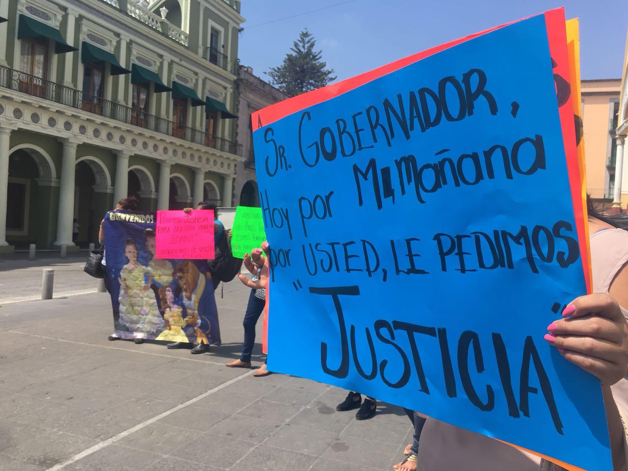 Denuncian secuestro de menor en Palma Sola