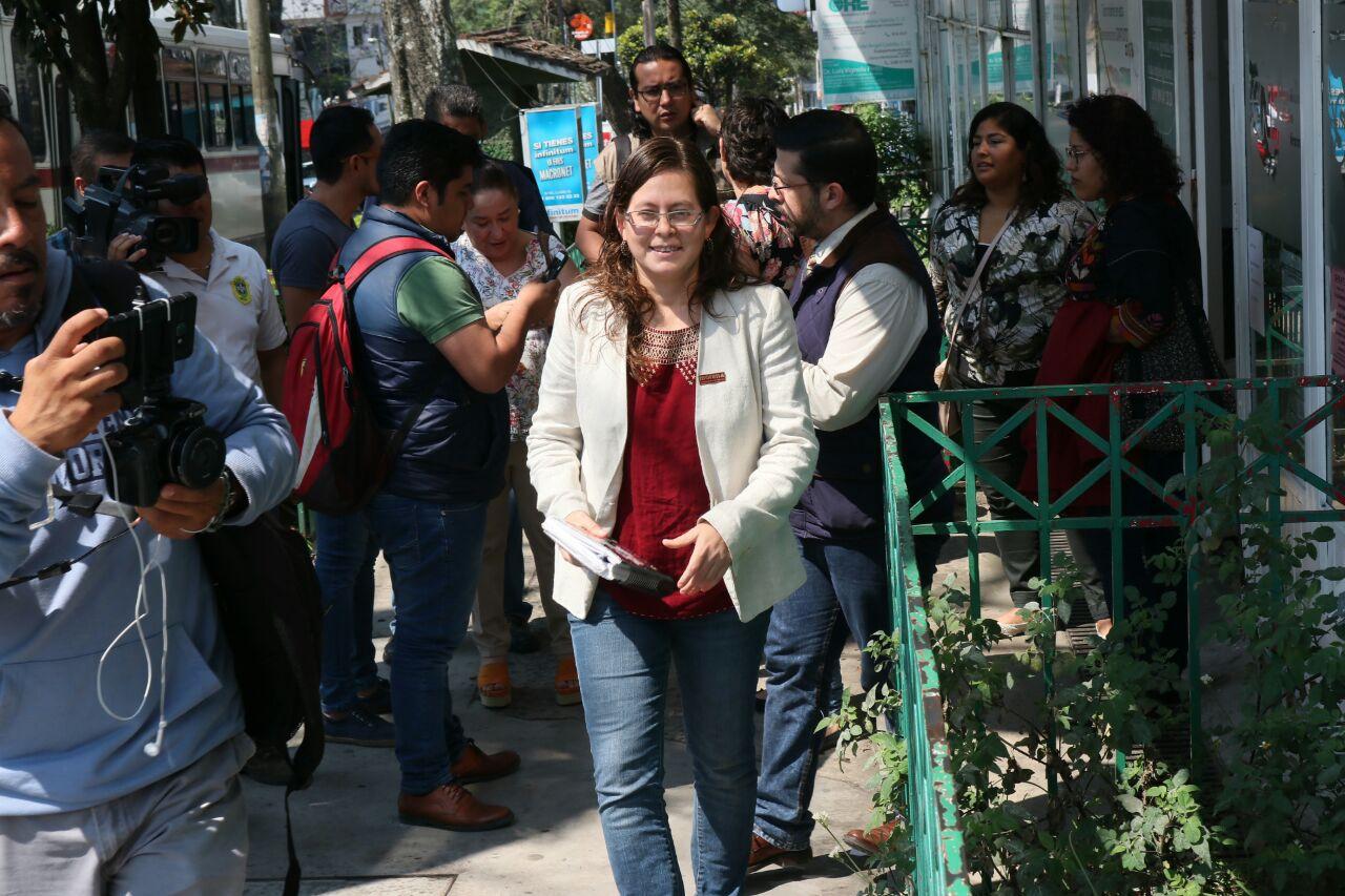Diputada de Morena denuncia intento de secuestro en su contra