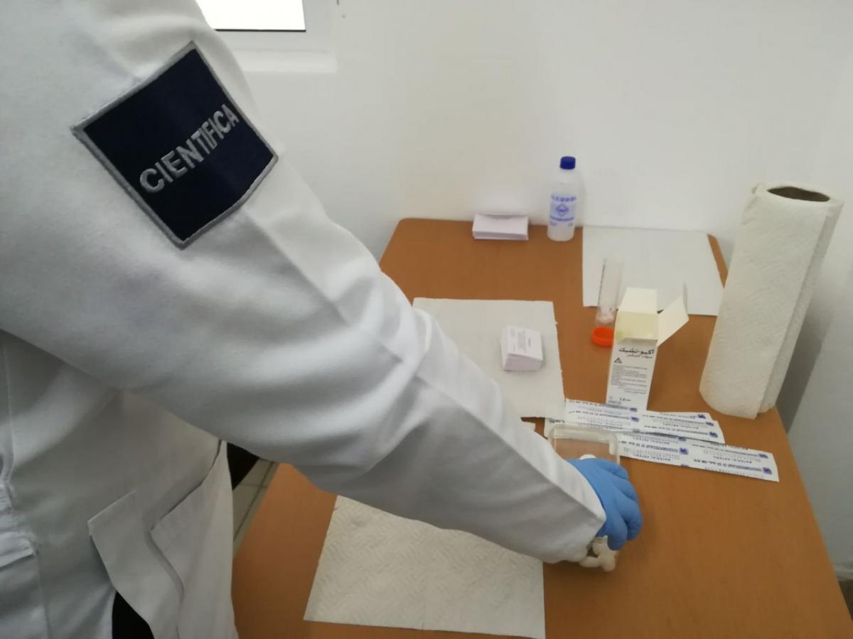 Convocan a familiares de desaparecidos a toma de muestras de ADN