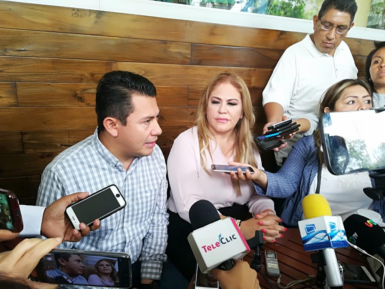Candidata a diputada acusa amenazas y violencia política en su contra