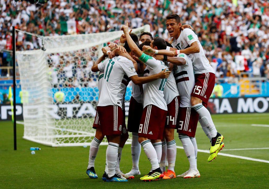 ¡México ya casi está en la siguiente ronda! Le gana 2-1 a Corea del Sur