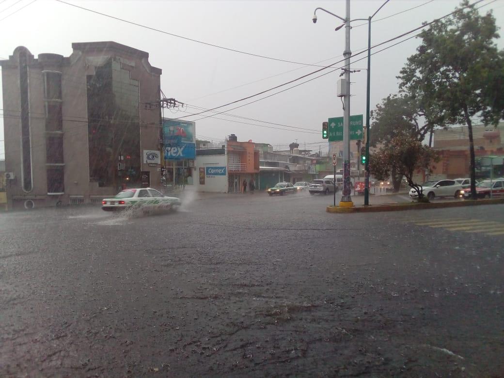 Persistirán inundaciones en Xalapa, Américo dejó obra inconclusa: Alcalde
