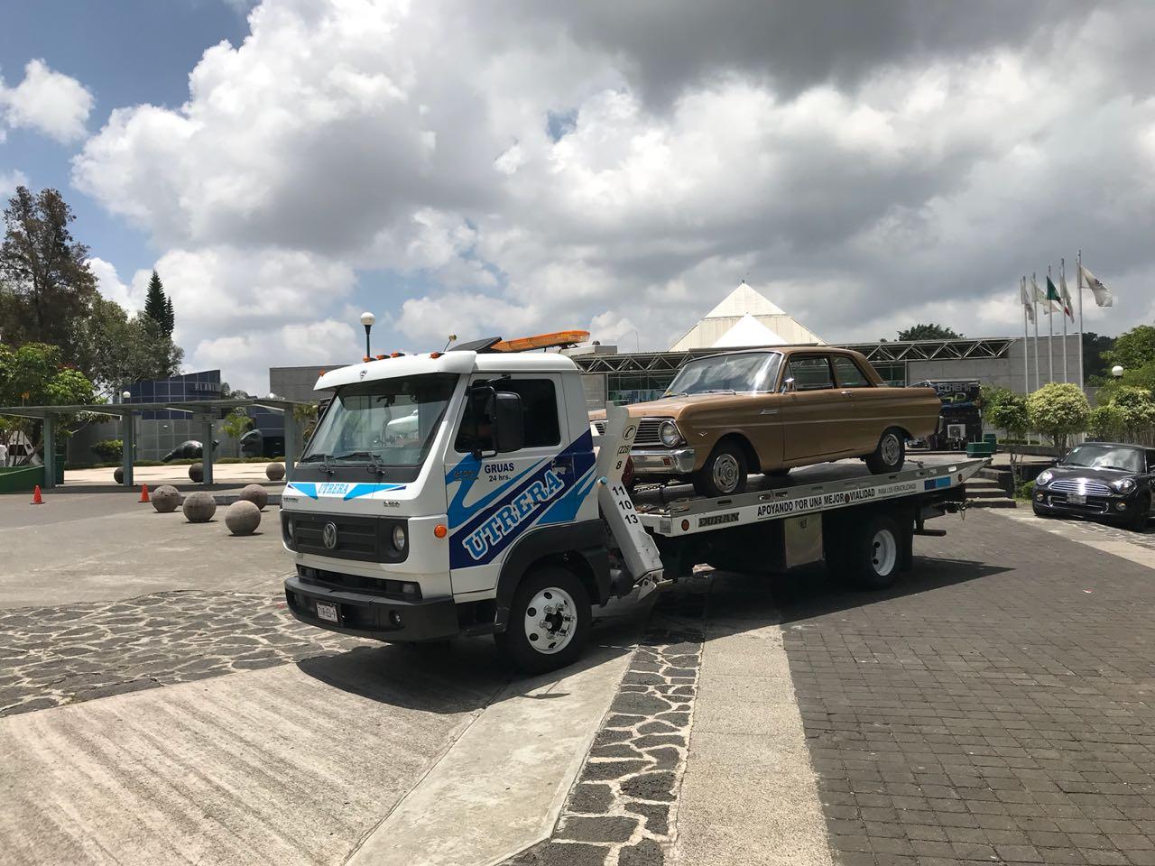 Confirman que autos de colección del MIX ya fueron subastados