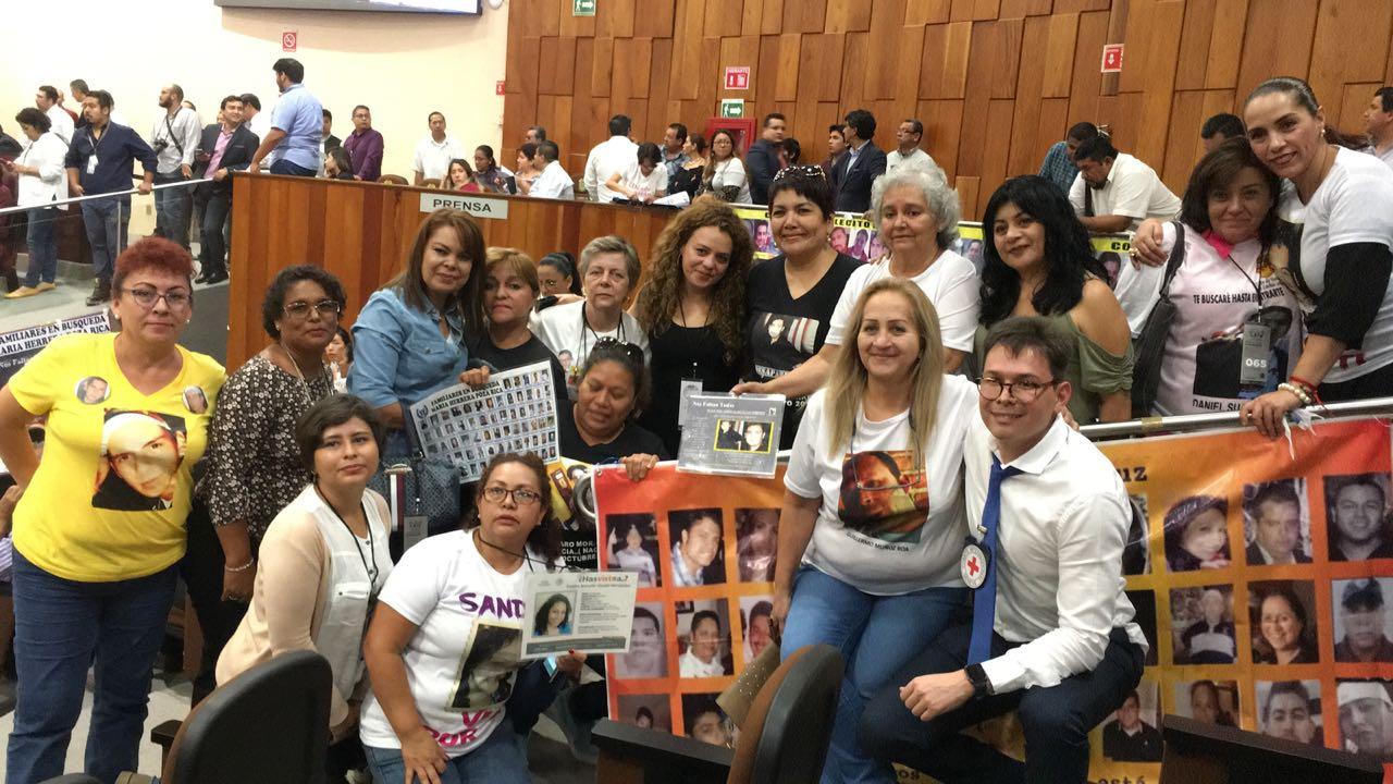 Por unanimidad, aprueban Ley de Desaparición Forzada en Veracruz