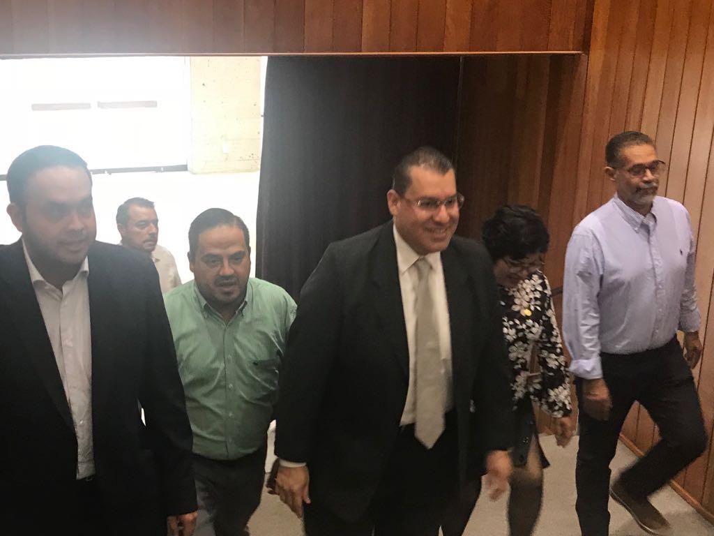 Congreso elige a Arturo Mariscal como nuevo comisionado IVAI
