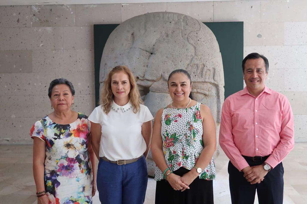 Confirman participación de Gutiérrez Müller en conmemoración de los 500 años