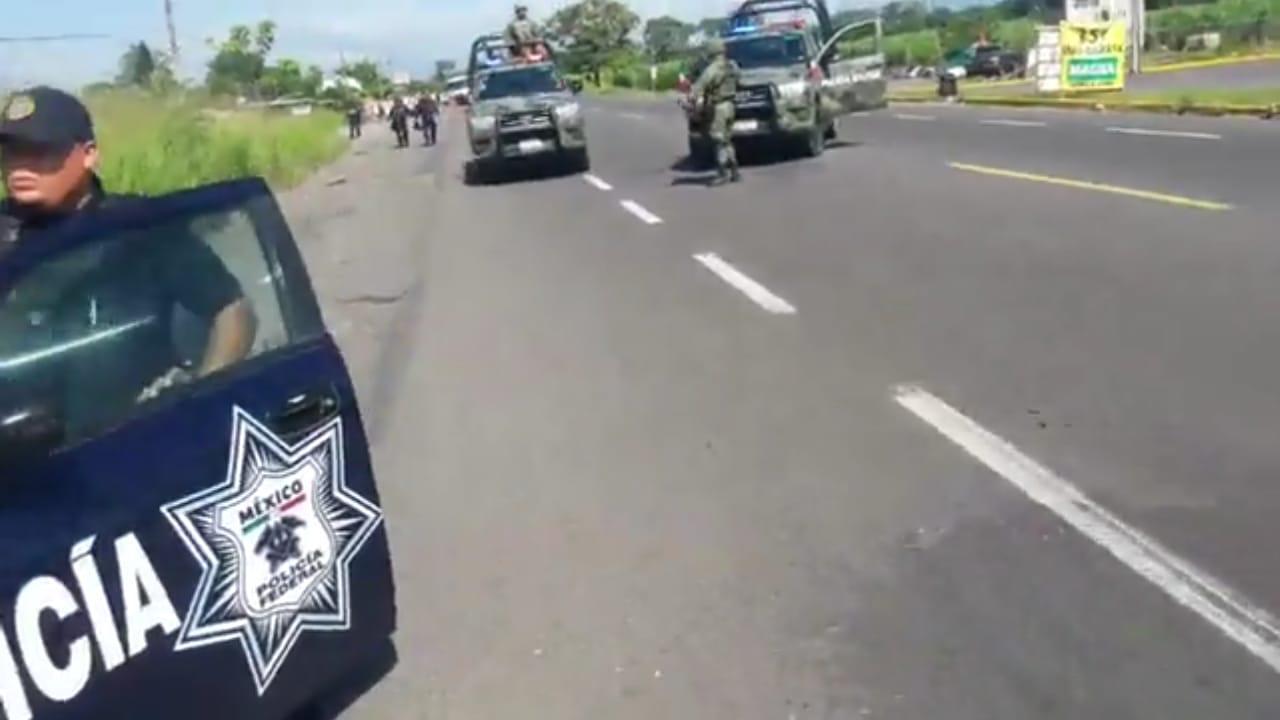 Yanga: Conductores presencian balacera; hay un muerto (video)
