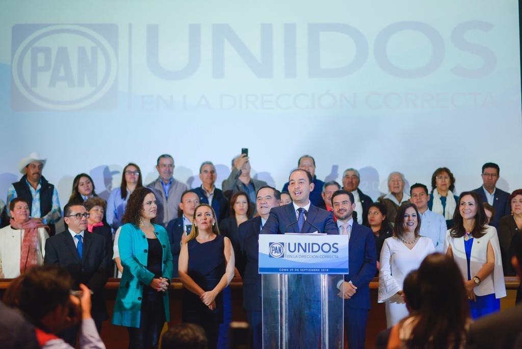 Yunes Marquez irá en planilla a Dirigencia Nacional del PAN