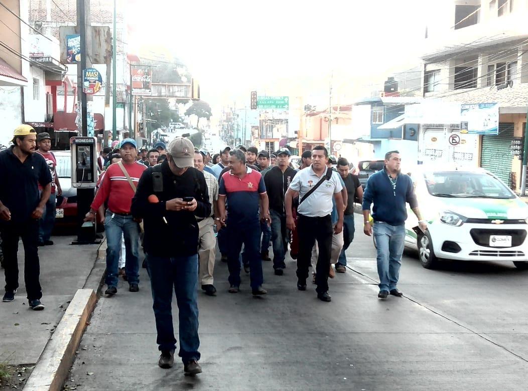 Nos acabamos el abecedario con planes en Xalapa: Limpia Pública