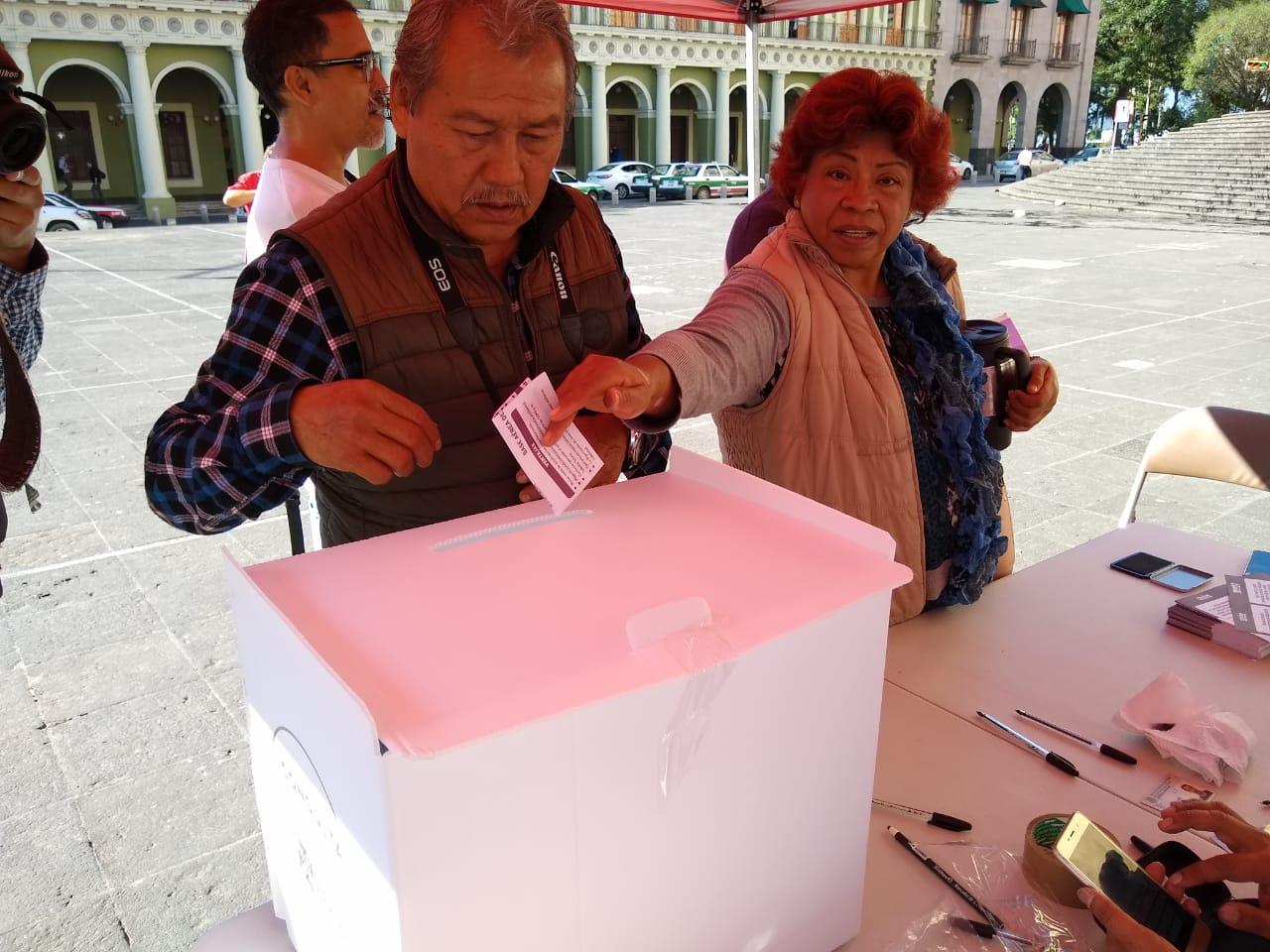 Veracruz: arranca la #ConsultaNAICM