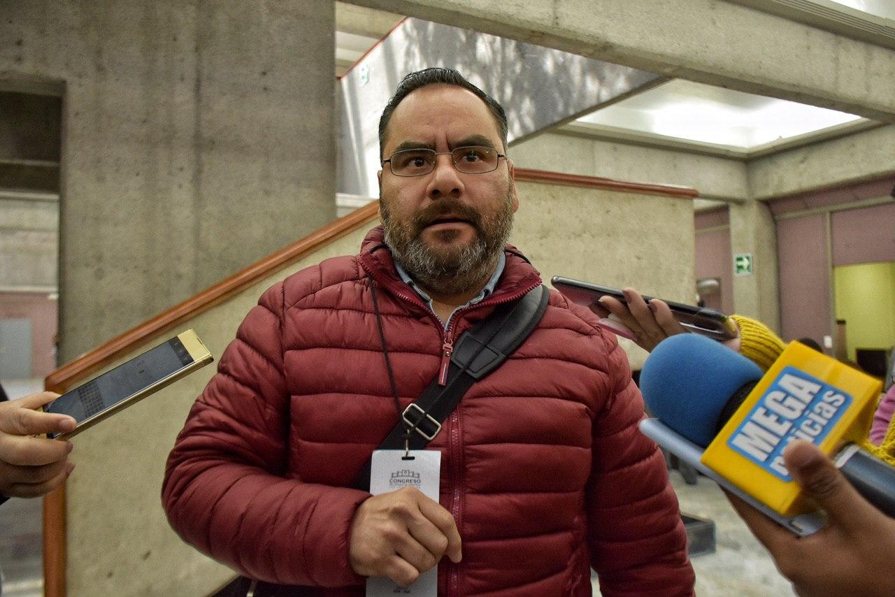 Presentan solicitud de Juicio Político contra Cuitláhuac y Eric Patrocinio
