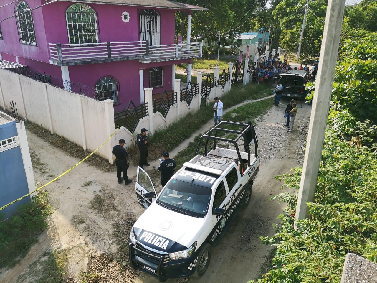 Detienen a presunto asesino de menor en Las Choapas