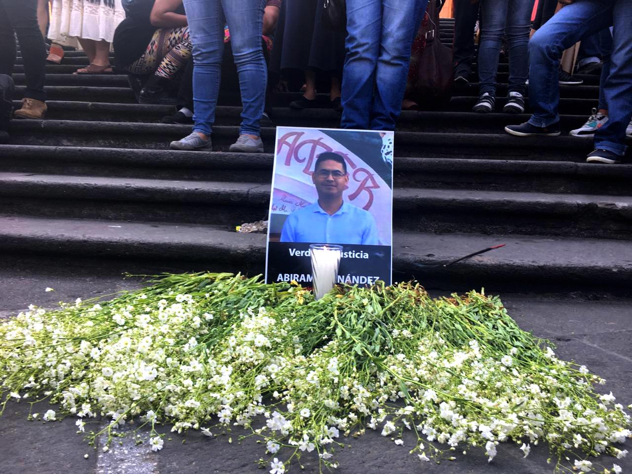 Activistas y ONGs condenan asesinato de Abiram Hernández
