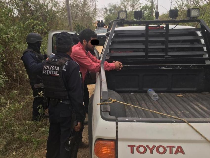 """Cae """"El Mingo"""", otro implicado en masacre de Minatitlán"""
