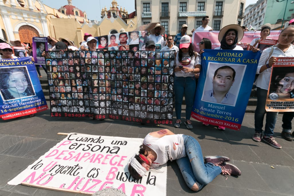 Madres de desaparecidos exigen justicia para Abiram Hernández
