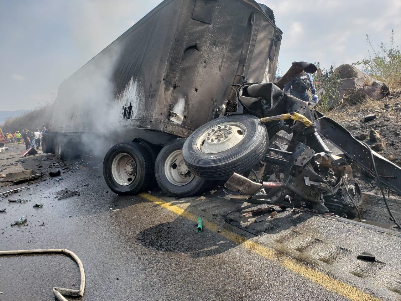 Maltrata: Identifican 20 de 21 cuerpos de las víctimas por accidente