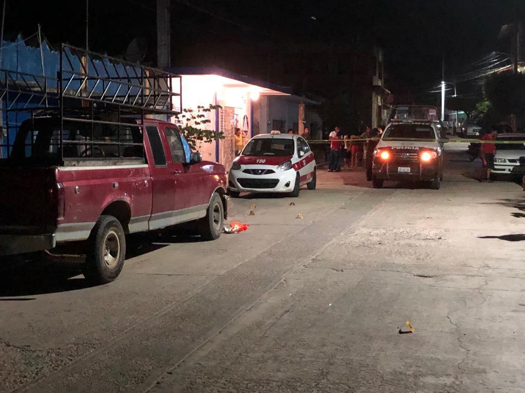 Noche violenta en Veracruz: 4 muertos y un menor herido