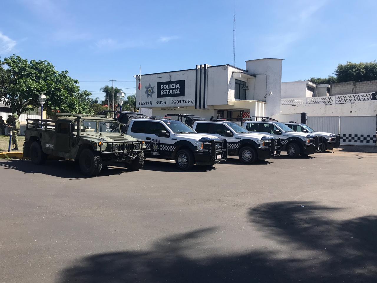 Desarman a policías municipales de Mixtla de Altamirano
