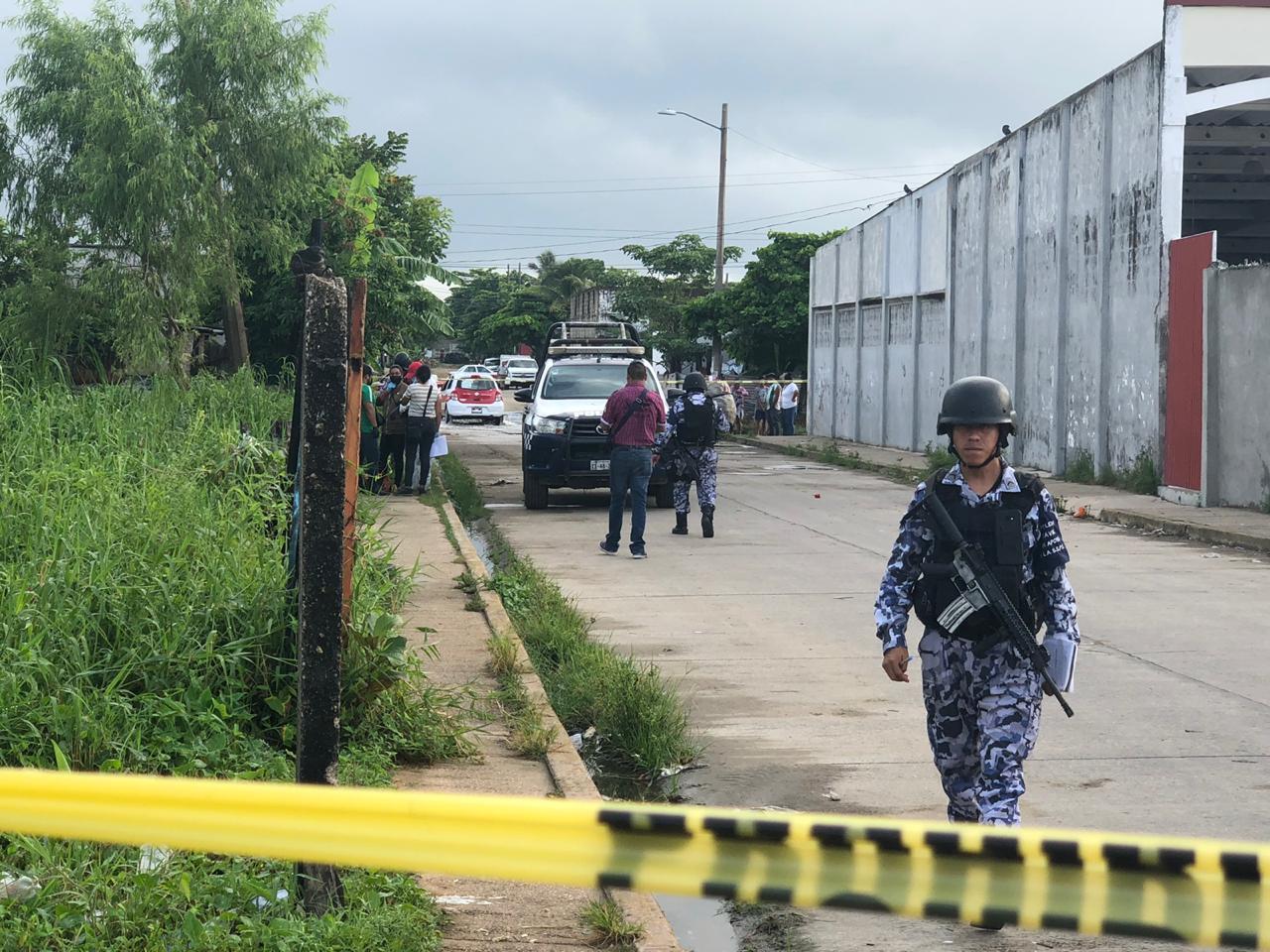 Hallan cadáver de mujer con rastros de violencia sexual en Coatzacoalcos