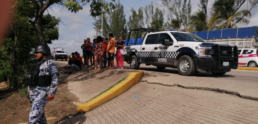 Encuentran cuerpo de menor ahogado tras 3 días de búsqueda en Coatzacoalcos