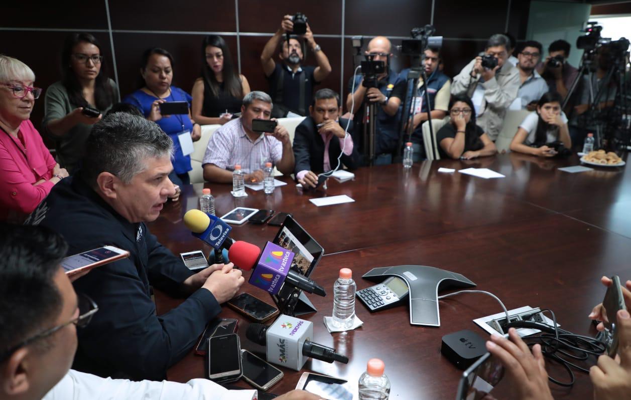 Fiscal sigue protegiendo a Yunes; no lo cita a declarar por caso Mixta: SSP