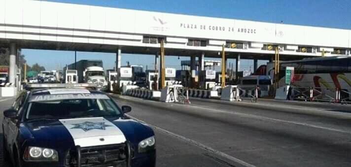 Por fuga en toma clandestina, cierra la Puebla-Córdoba