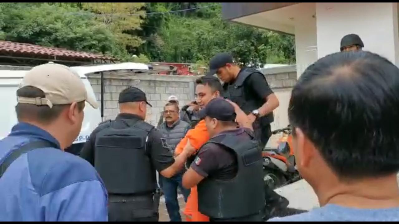 Prisión preventiva a ex síndico por asesinato de exalcaldesa de Mixtla