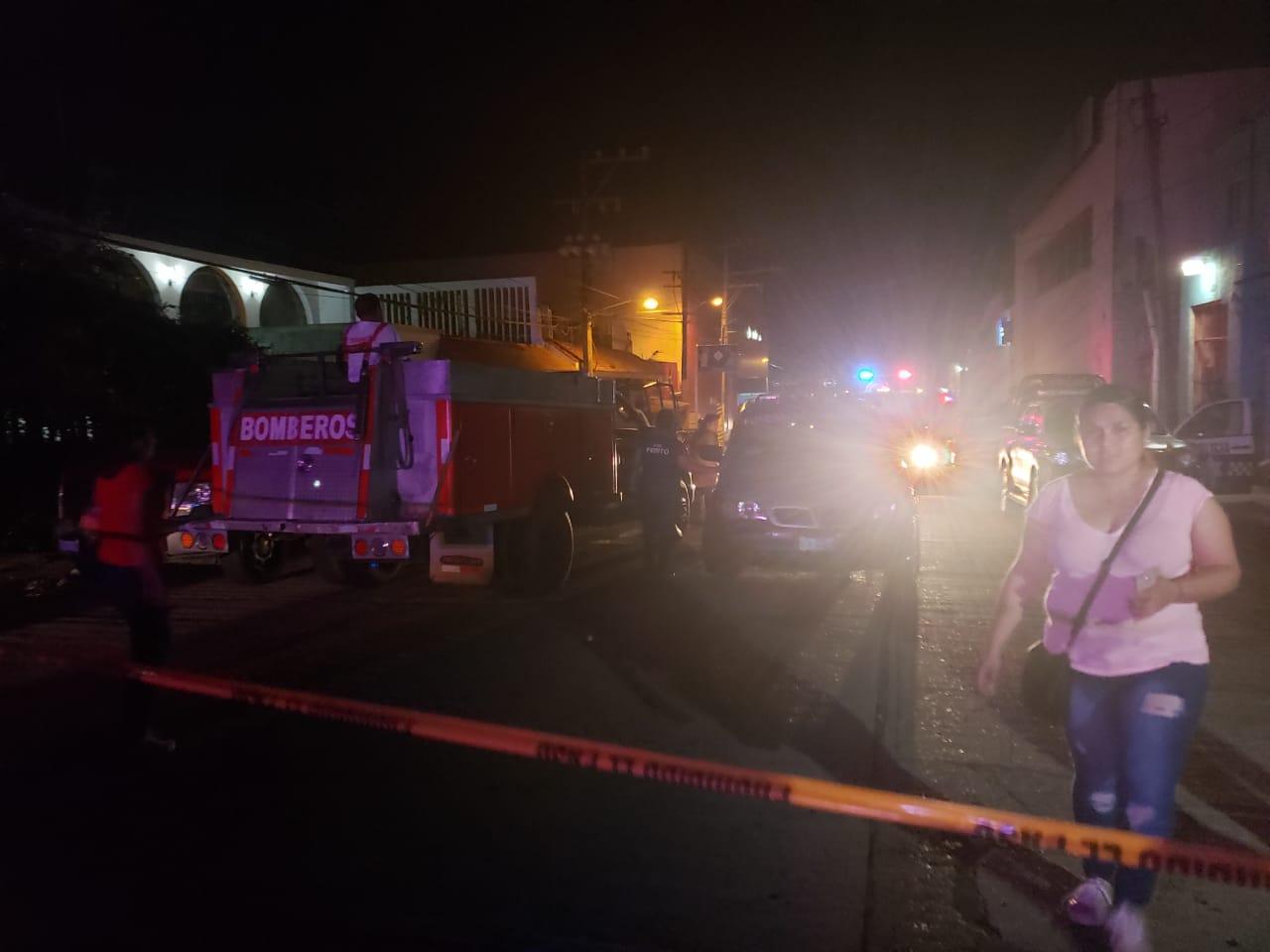 En atentado incendian bar de Coatzacoalcos; al menos 26 muertos