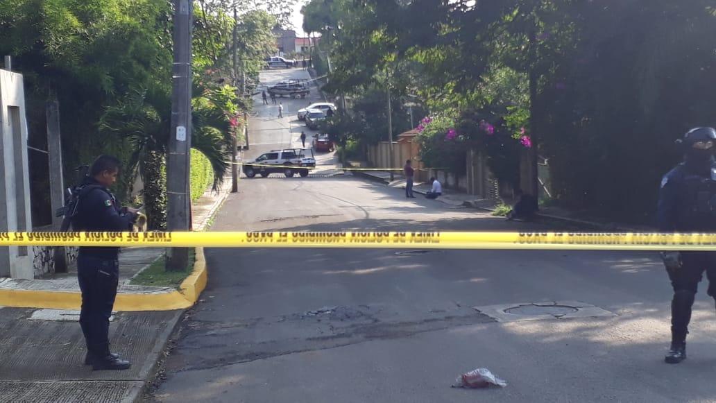 En asalto, asesinan a maestra en Fortín