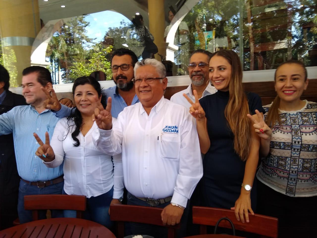 Sergio Hernández dejará de ser coordinador de bancada panista