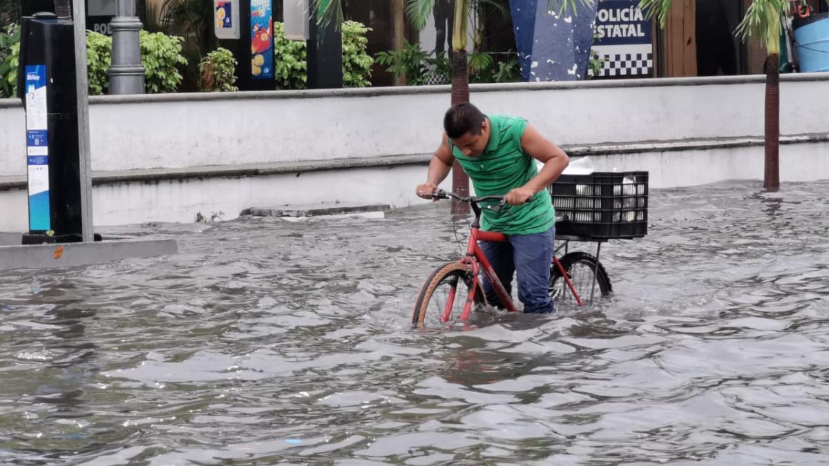 Las 6 zonas más vulnerables a inundaciones en Veracruz
