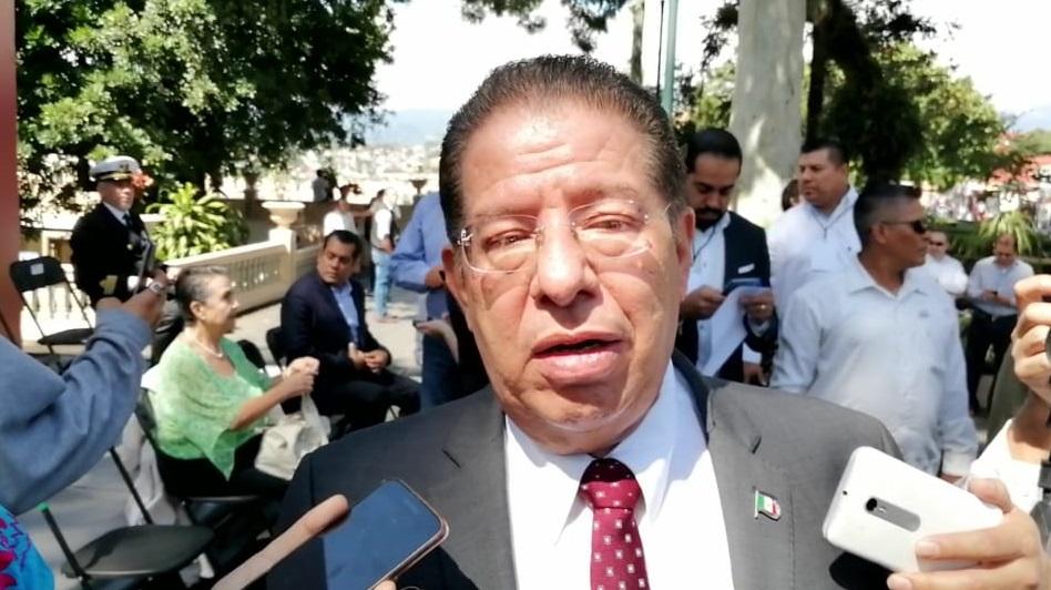 Presidente de la Mesa justifica la incorporación de priístas a la FGE