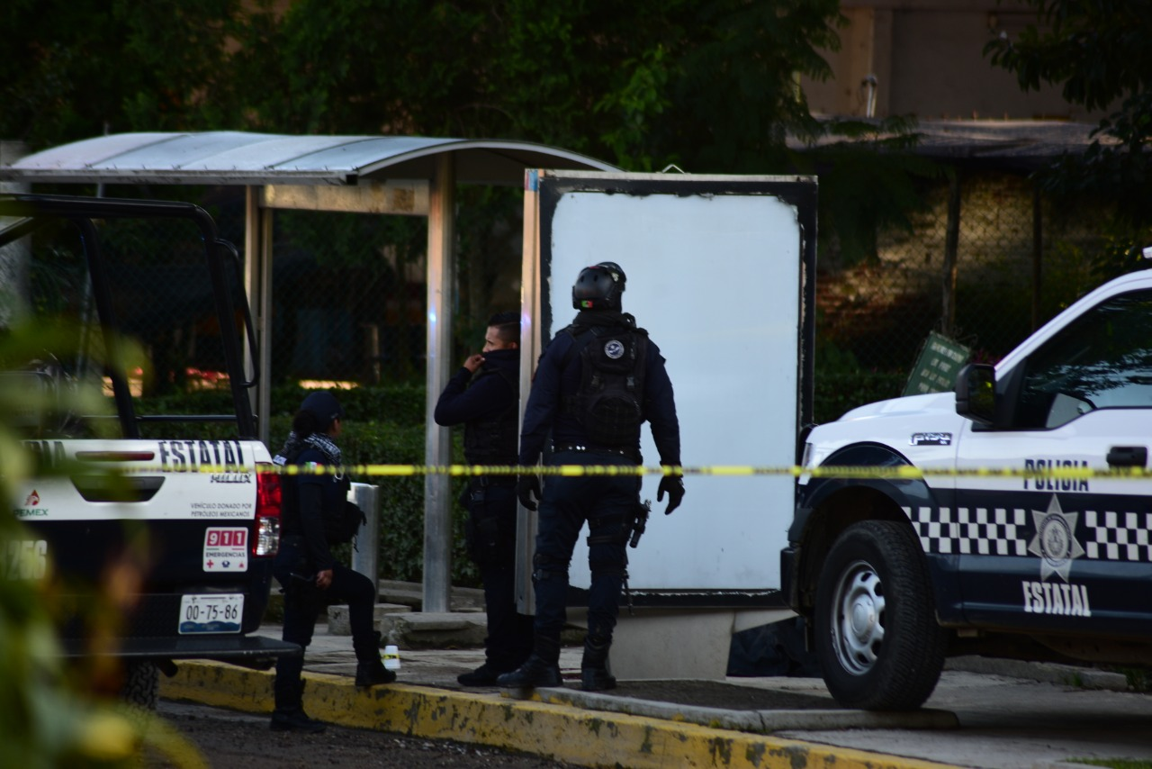 En vía pública, asesinan a empleado de CMAS en Xalapa