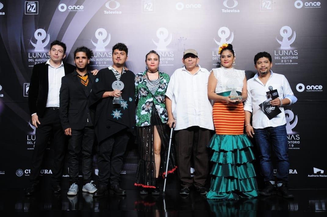 Los Cojolites ponen en alto el son jarocho; ganan en Lunas del Auditorio 2019