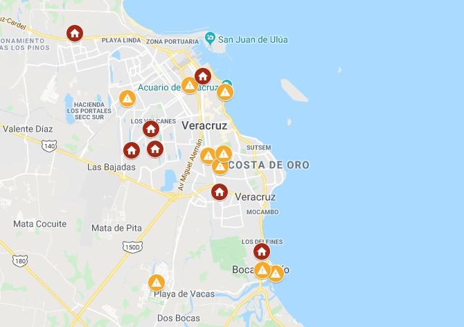 Agresiones imparables, violan y asaltan a joven en Boca del Río