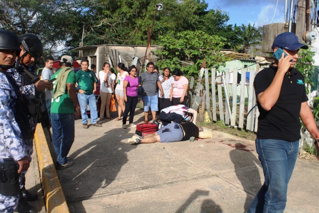 Pese a reforzamiento de seguridad, homicidios continúan en Coatza