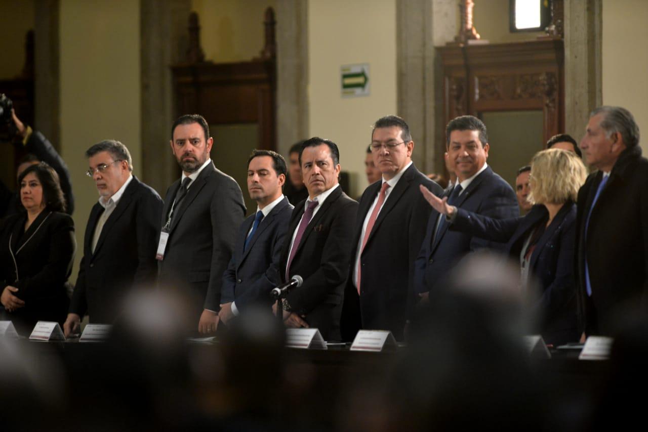 Cuitláhuac estará al frente de la comisión de Prevención del Delito a nivel nacional