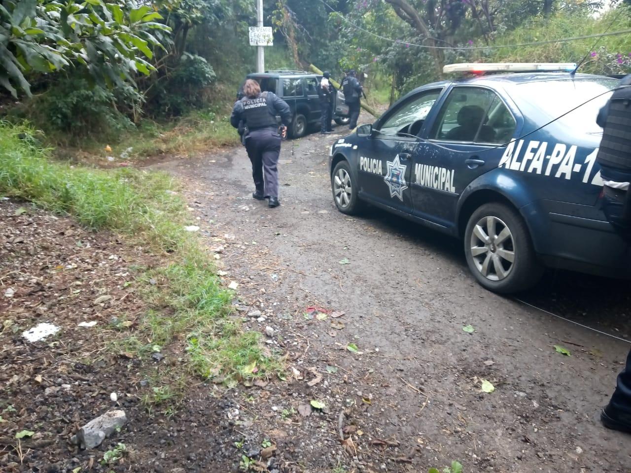 Se desata persecución de Orizaba a Nogales, un detenido