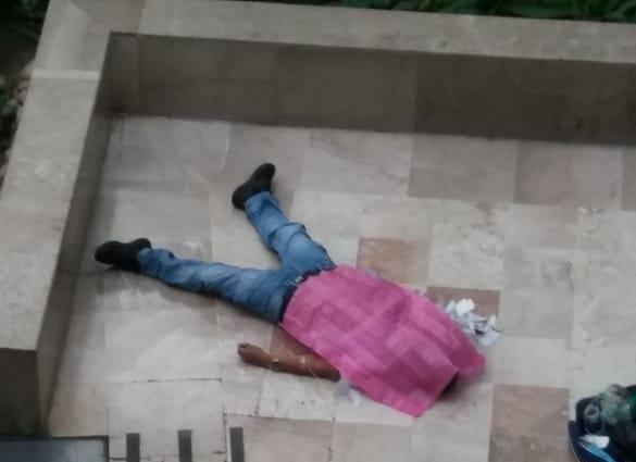 En plena huida, presunto ladrón sufre paro cardíaco en plaza de Boca del Río