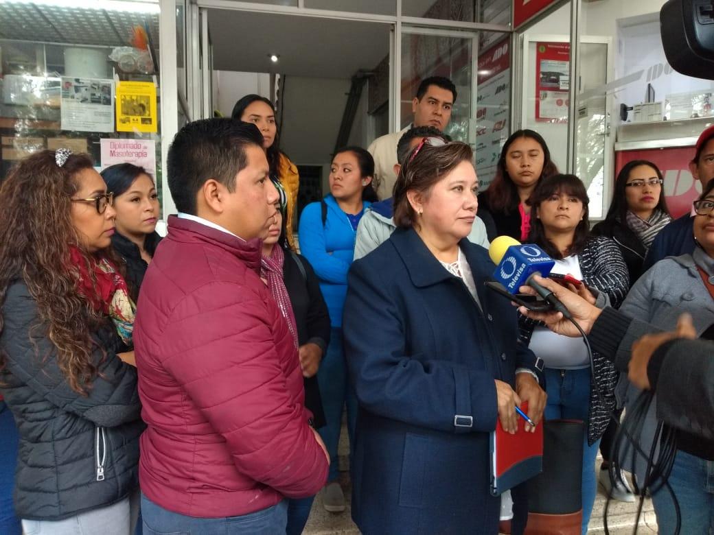 Padres de estancia en Coatepec denuncian maltratos contra menores