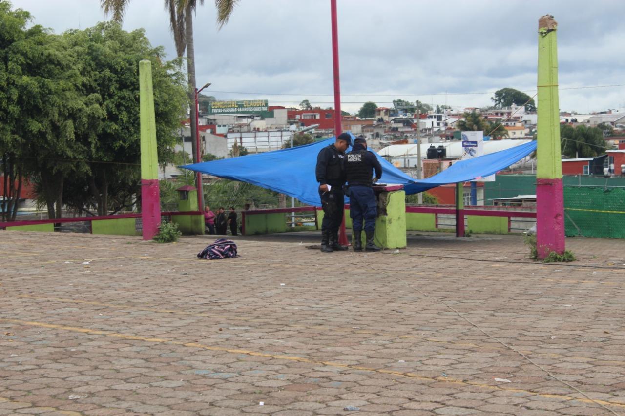 Tras recibir 2 balazos en la cabeza, muere mujer en Huatusco