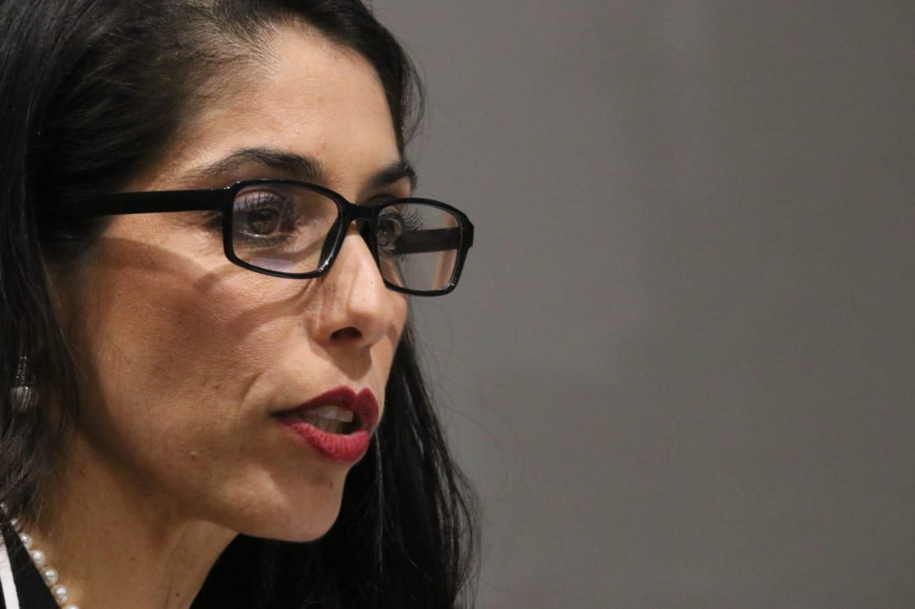 No soy abogada de una sola familia: Verónica Hernández