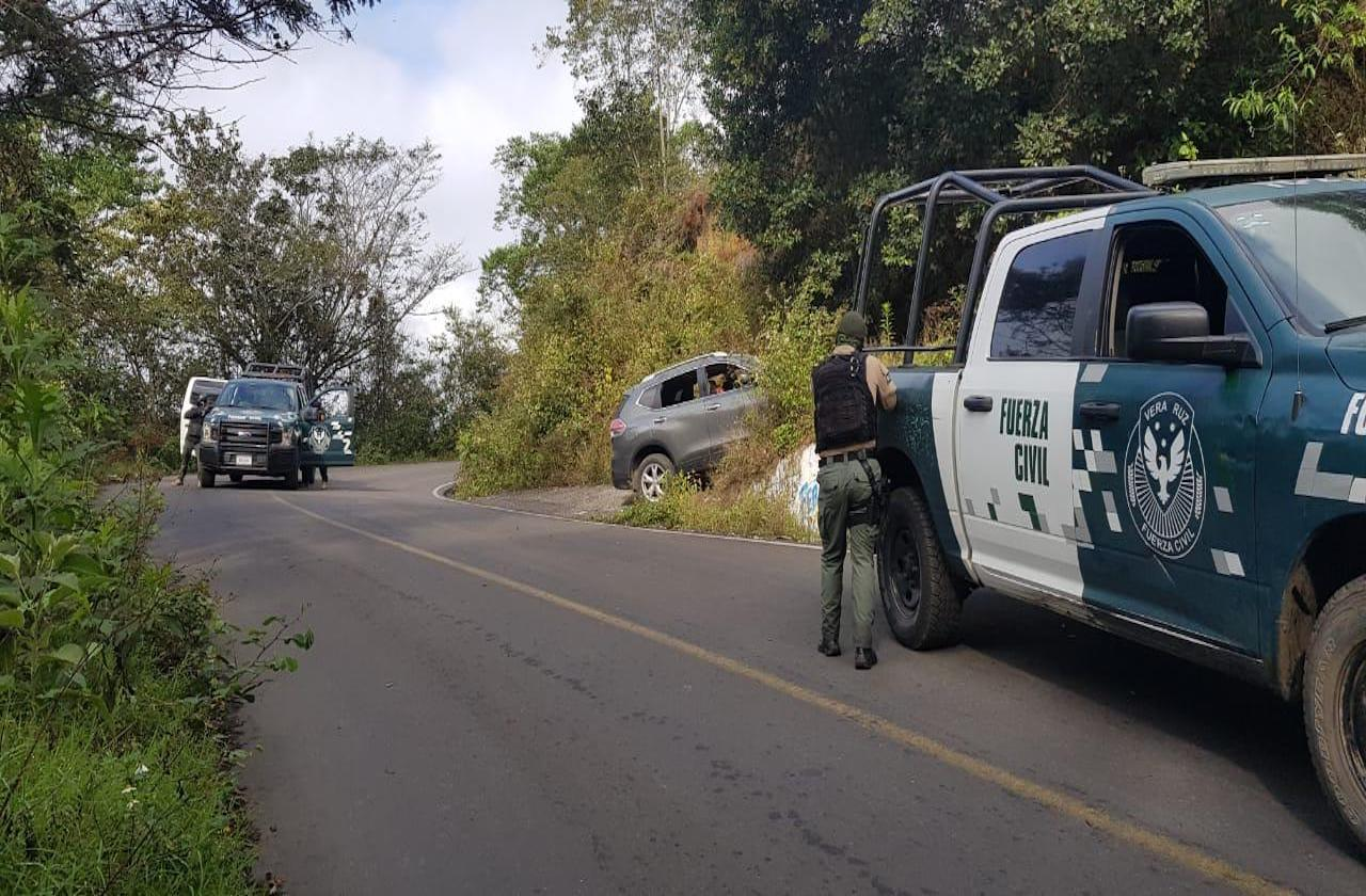 Fuerza Civil abate a tres tras ataque a destacamento en Huatusco