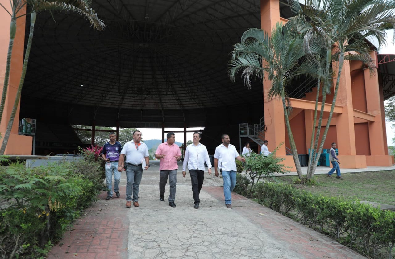 Todo listo para Cumbre Tajín, seguridad está garantizada: Gobernador Cuitláhuac García