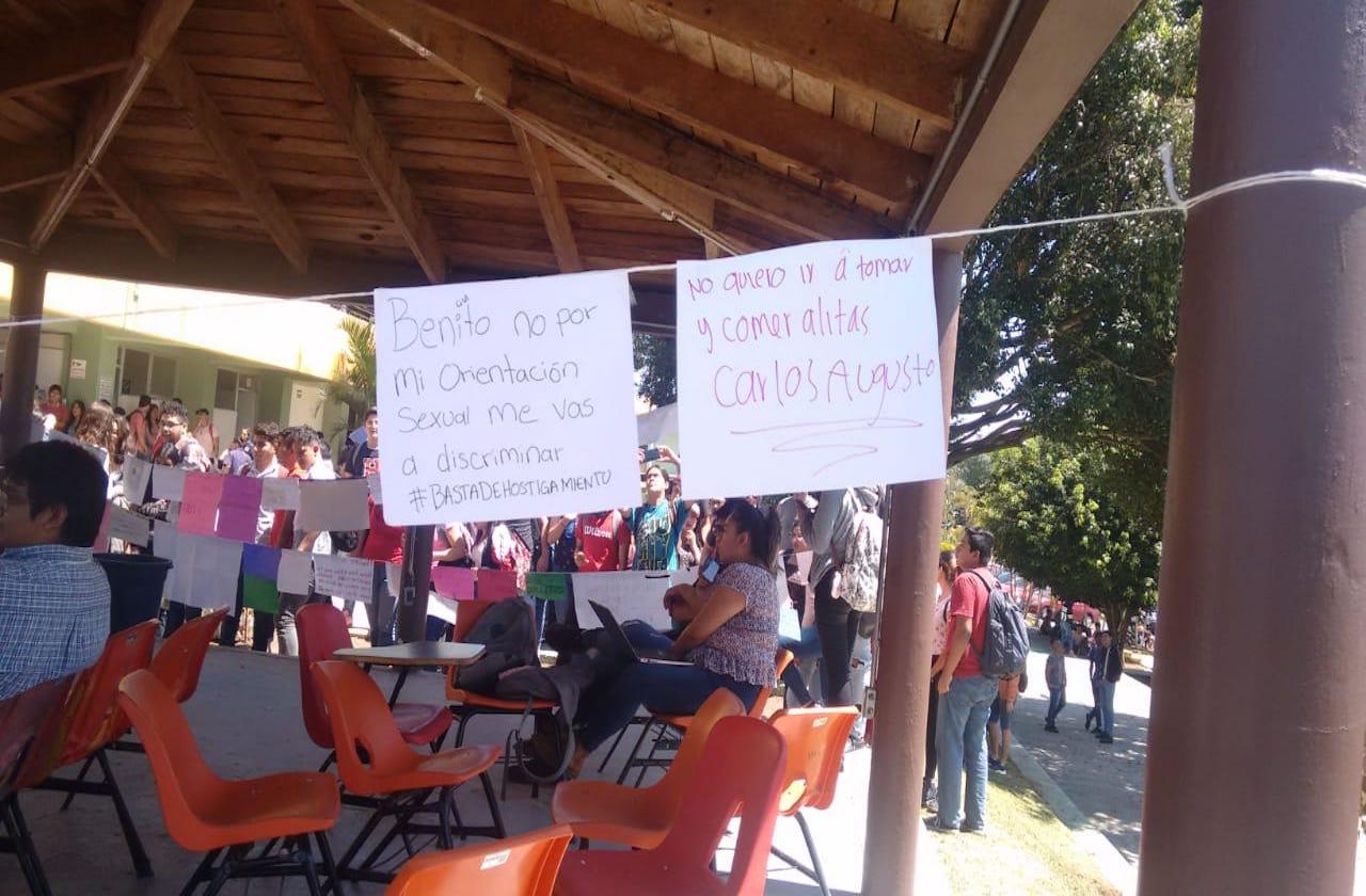 Tec de Xalapa se suma a denuncias por acoso