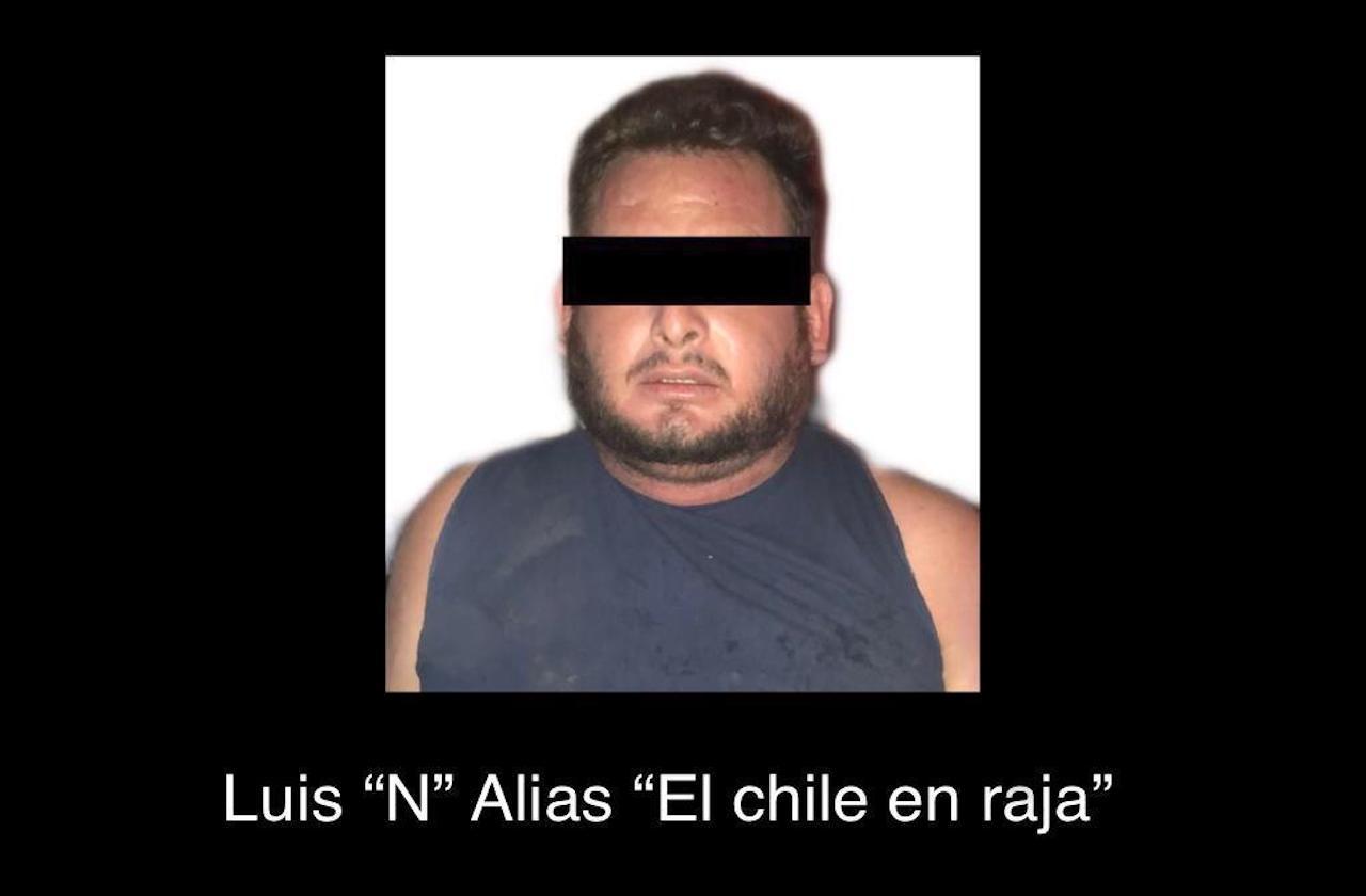 Detienen a presunto integrante del CJNG, en Ángel R. Cabada