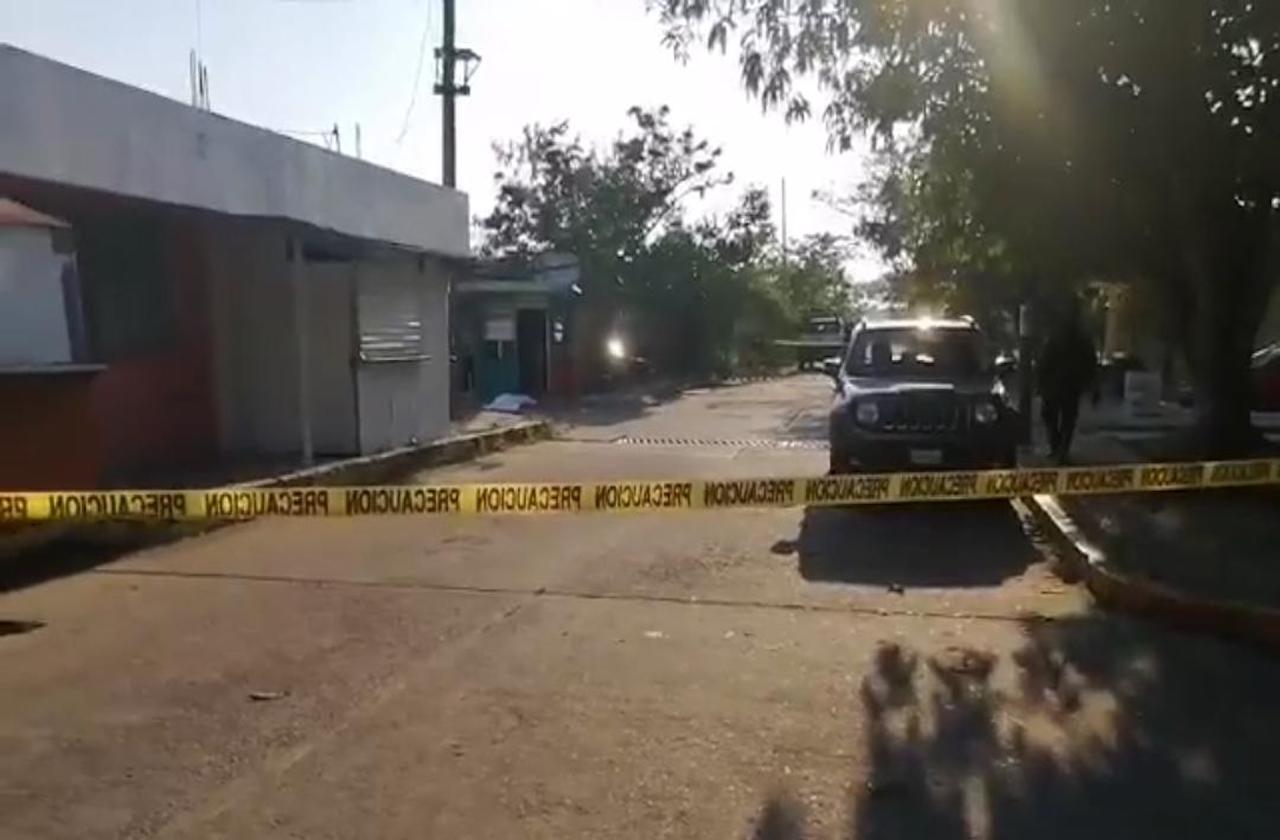 Policía Municipal asesina a mujer en Nanchital