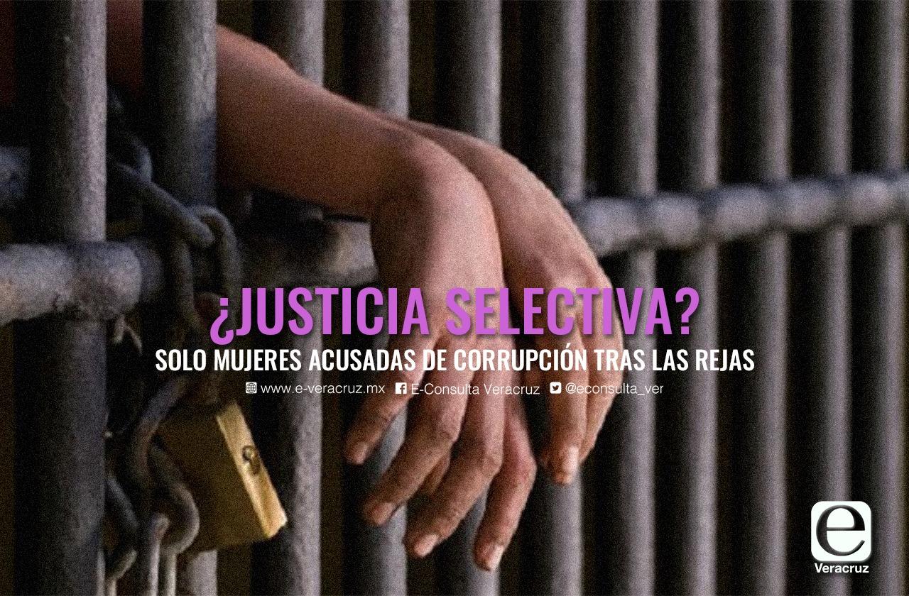Funcionarias mujeres, las únicas encarceladas con Cuitláhuac