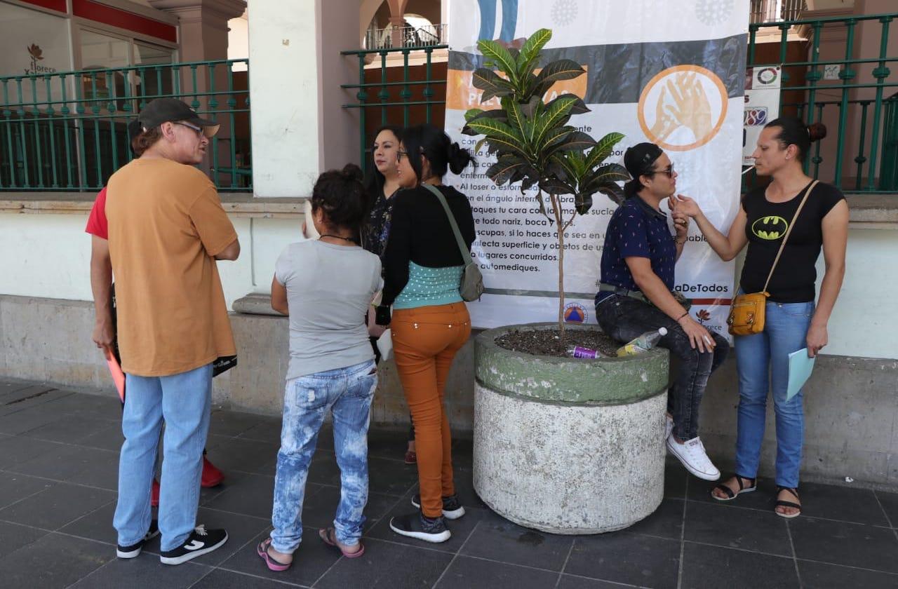 Trabajadores sexuales piden apoyos al Gobierno; se quedaron sin empleo por coronavirus